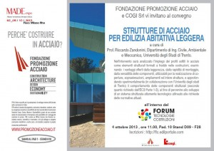 Forum MADE EXPO 2013